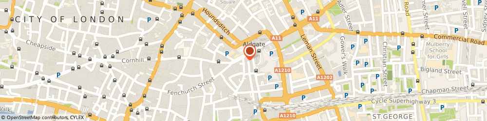 Route/map/directions to Aspen Leasing Limited, EC3N 2ER London, CENTURION HOUSE 3RD FLOOR, 37 JEWRY STREET
