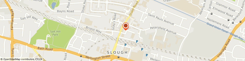 Route/map/directions to Fortis International Logistics, SL2 5AG Slough, 18-24 Stoke Rd