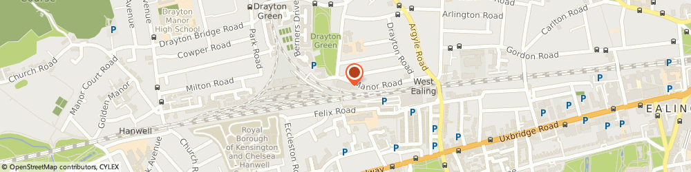 Route/map/directions to Campbell & Co, W13 0AS London, ACCESS HOUSE, MANOR ROAD