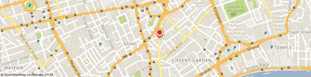 Route/map/directions to Covent Garden Oriental Carpets Ltd, WC2H 9LG London, 20 Earlham Street