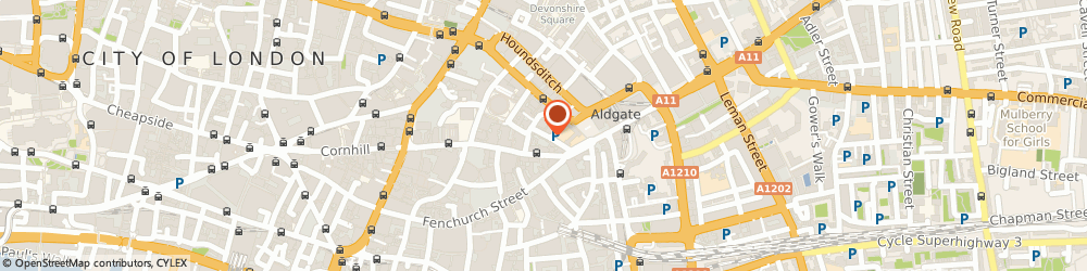 Route/map/directions to Craft Beer Company, EC3A 5BU London, 29-31 Mitre St