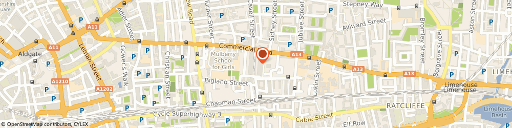 Route/map/directions to Diamond Tailors & Dry Cleaners, E1 2PP London, 21 Watney Market