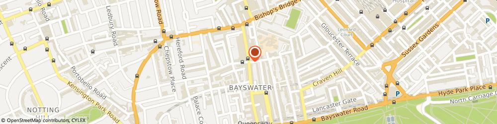 Route/map/directions to Urban Social, W2 4YN London, Queensway