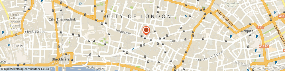 Route/map/directions to Nomad Travel, EC2V 6EB London, 82 Cheapside
