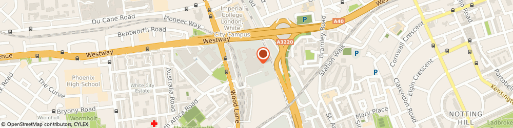 Route/map/directions to Guaranteed Leaflet Distribution, W12 7RZ London, 58 Wood Ln
