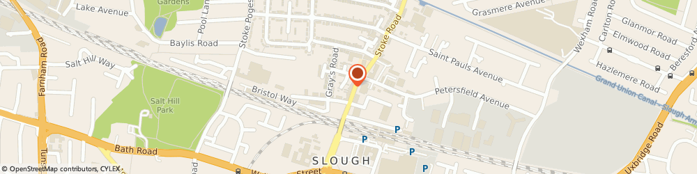 Route/map/directions to New Loon Sing, SL2 5AH Slough, 25 Stoke Road