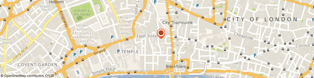 Route/map/directions to No5 Chambers, EC4Y 8AA London, 4-7 Salisbury Ct