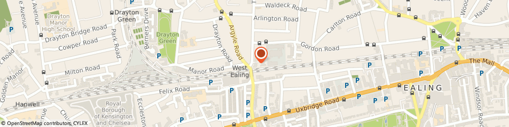 Route/map/directions to Harley White & Co.ltd, W9 1PZ London, Sinclair House 2A The Avenue