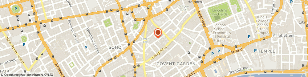Route/map/directions to Reinsurance, WC2H 9LD London, 39 EARLHAM STREET