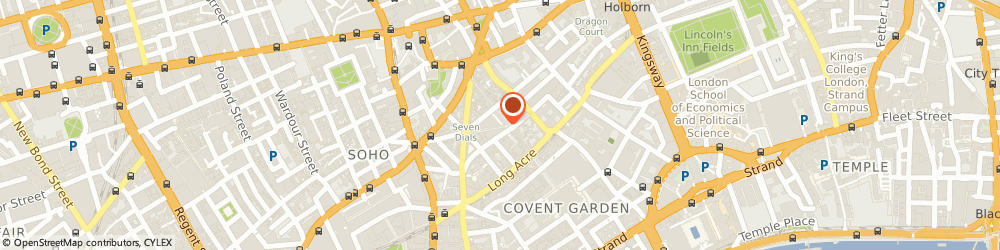 Route/map/directions to The Freedom Brewing Co, WC2H 9LD London, 41, EARLHAM STREET