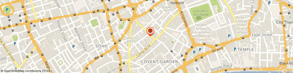 Route/map/directions to Rokit Ltd, WC2H 9HZ London, 42 Shelton St