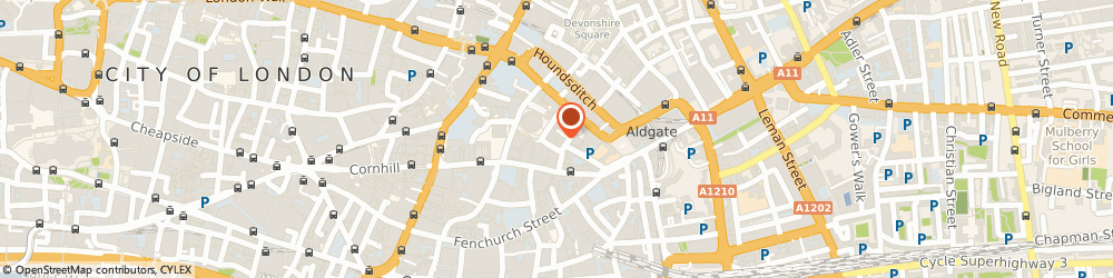 Route/map/directions to Eurobase International Group, EC3A 5AG London, 31 Bury St