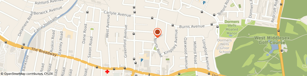 Route/map/directions to Banwaitt Heating, UB1 2JW Southall, 99 NORTH ROAD