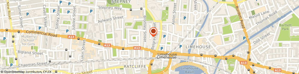 Route/map/directions to BQ Scaffolding, E1 0NU London, 5 Lighterman Mews