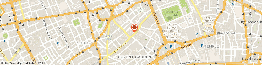 Route/map/directions to Simon & Co. Solicitors LLP London, WC2E 9RZ London, 90 Long Acre