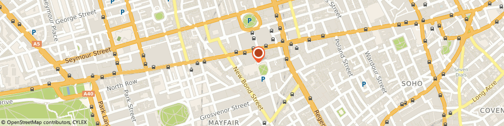 Route/map/directions to Tax Qube London, W1S 1BN London, 17 Hanover square, Mayfair