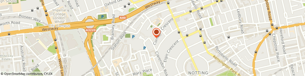 Route/map/directions to Safestore Self Storage Notting Hill, W11 1TX London, Camelford Walk