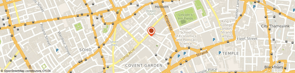 Route/map/directions to Brompton Junction London, WC2E 9JS London, 76 Long Acre