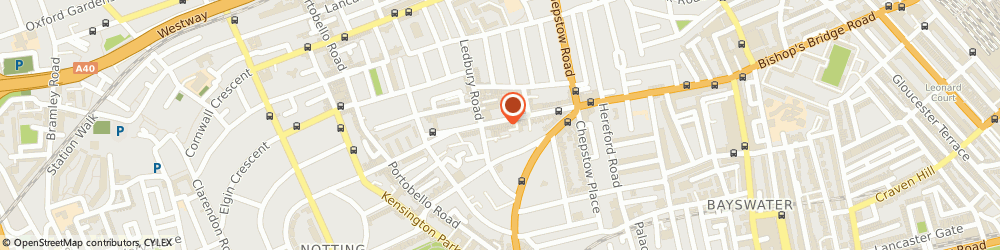 Route/map/directions to Woodhouse, W11 2SB London, 189 Westbourne Grove