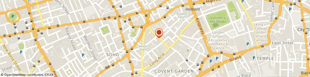 Route/map/directions to Mysteries of Covent Garden, WC2H 9PX London, 34 Shorts Gardens