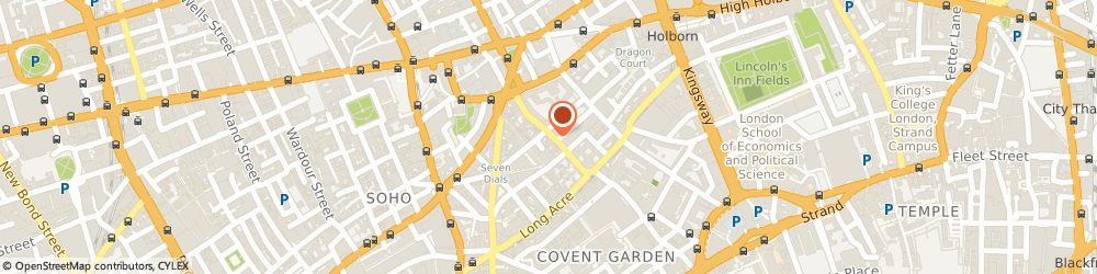 Route/map/directions to Collectif-Covent Garden Shop, WC2H 9EE London, 37 ENDELL STREET