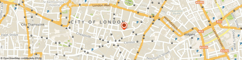 Route/map/directions to Study Medicine Europe Ltd, EC2R 7HG London, 41 Lothbury