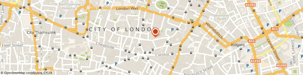 Route/map/directions to Richdale Consultants Ltd, EC2R 7HG London, 41 Lothbury