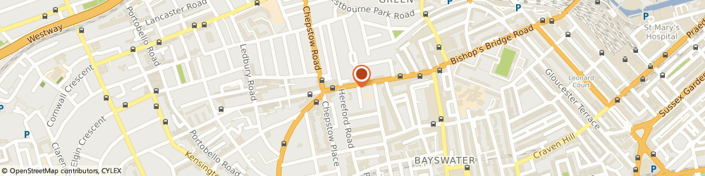 Route/map/directions to 99 Dry Cleaners Ltd, W2 4UW London, 99 Westbourne Grove