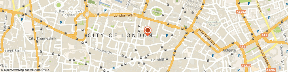 Route/map/directions to Cityiq Ltd, EC2R 7AS London, Token House, 11-12, Tokenhouse Yard