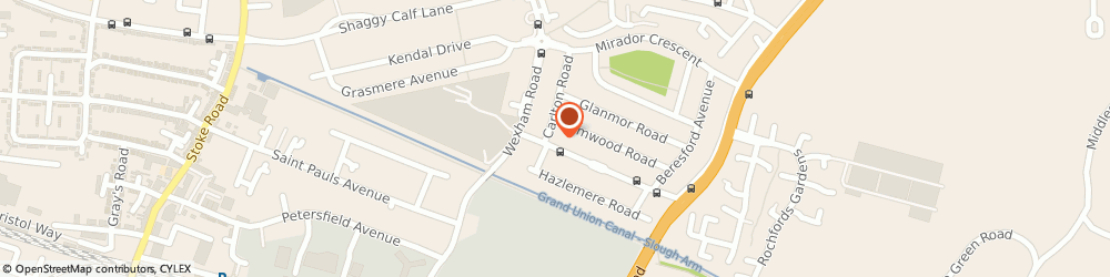 Route/map/directions to Slough Plumbing, SL2 5QD Slough, 13 Broadmark Road
