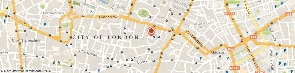 Route/map/directions to First Class Business Solutions Ltd London, EC2N 2QP London, 23 Austin Friars