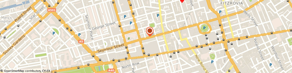 Route/map/directions to Portman Heritage, W1U 3SB London, 130 Wigmore Street