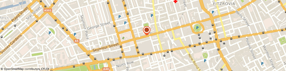 Route/map/directions to Halcyon Interiors, W1U 3RU London, 120 Wigmore Street