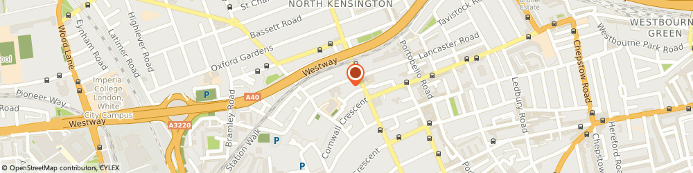 Route/map/directions to John Armit Wines, W11 1QF London, 105 Lancaster Rd