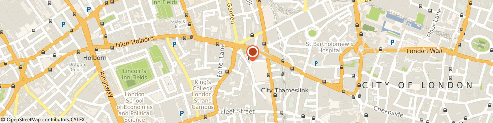Route/map/directions to J S APPAREL LTD, EC1A 2BN London, International House, 24, Holborn Viaduct