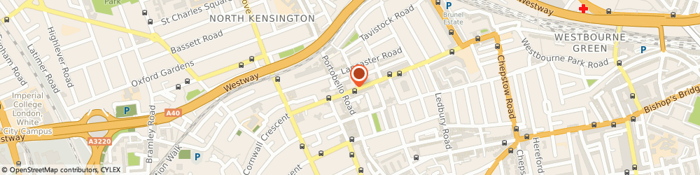 Route/map/directions to Piano Tuner Westbourne Park, W11 1EJ London, 266 Westbourne Park Rd
