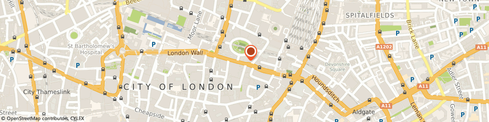 Route/map/directions to Money Wise Ifa Ltd London, EC2M 5PP London, 2 London Wall