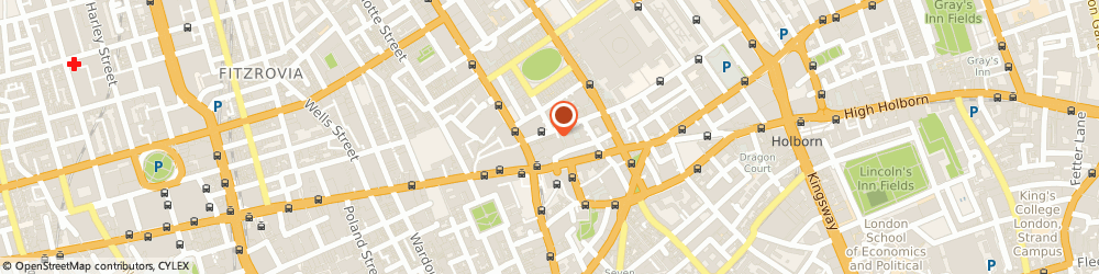 Route/map/directions to Ett Conferences Ltd, WC1B 3NH London, 10-11 Great Russell Street