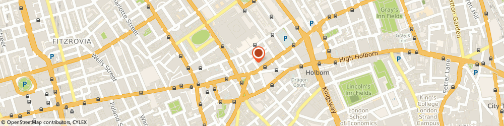 Route/map/directions to Portico, WC1A 1JU London, 26 Museum Street