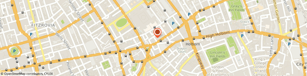 Route/map/directions to Edwards & Todd, WC1A 1JU London, 25A Museum Street