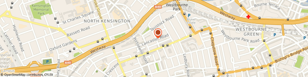 Route/map/directions to 19 All Saints Road Limited, W11 1HE London, 19 ALL SAINTS ROAD