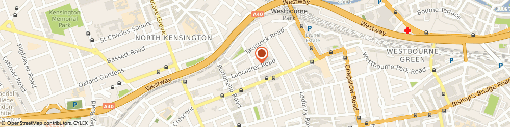 Route/map/directions to Arbras Gallery Ltd, W11 1HG London, 24 All Saints Road