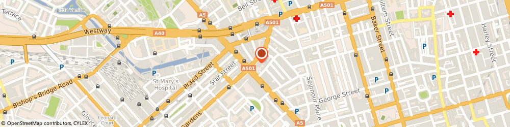 Route/map/directions to Storage Marylebone, NW1 5BJ London, 245 Old Marylebone Rd