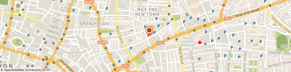 Route/map/directions to Lastminuteprint.Com Limited, E1 5NP London, 29-31 Greatorex Street