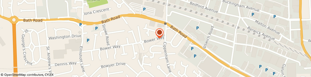 Route/map/directions to Jdl Cleaning, SL1 5JG Slough, 154 Bower Way