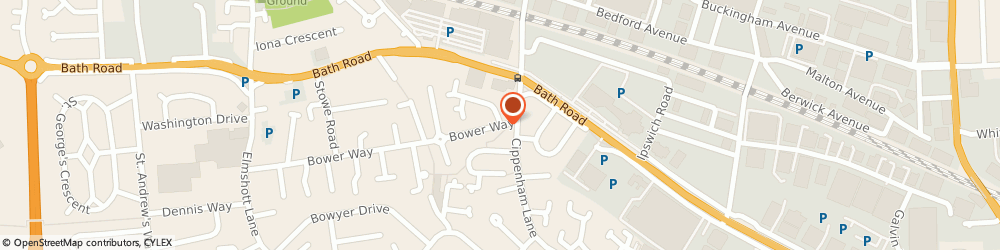 Route/map/directions to PRO EDGE HAIR & BEAUTY SALON LTD, SL1 5HJ Slough, 73 Bower Way