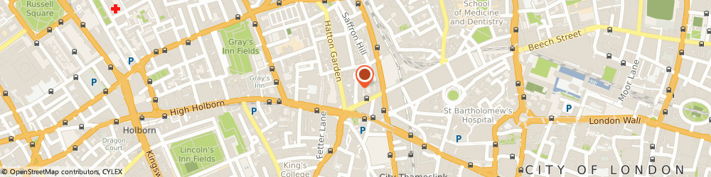 Route/map/directions to Salusbury Securities Ltd, EC1N 6TD London, 26-28 ELY PLACE