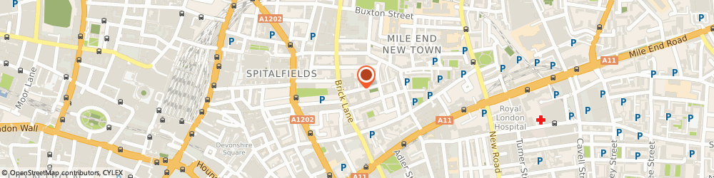 Route/map/directions to Makka Solicitors Ltd London, E1 5LJ London, 10 Heneage Street