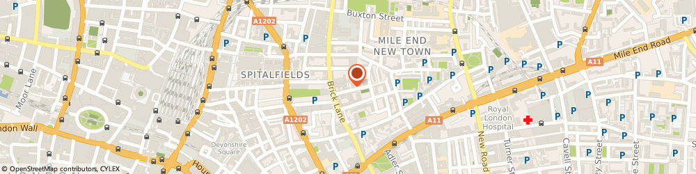 Route/map/directions to R N Enterprises, E1 5LJ London, 4 HENEAGE STREET