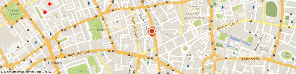 Route/map/directions to Futureheads Recruitment Ltd, EC1N 8SS London, 20-23 Greville St